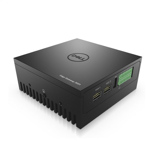 Dell Edge Gateway 3002 Series with EpiSensor Gateway Software